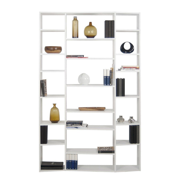 Valsa Composition 2012-002 Bookcase Pure White