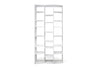 Valsa Composition 2012-007 Bookcase Pure White