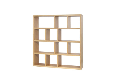 Berlin 4 Levels 150 Cm Oak Bookcase