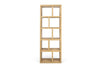 Berlin 5 Levels 70 Cm Oak Bookcase