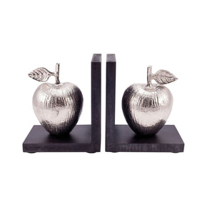 Bookends - Elk Group ELK-015212/S2 Traditions Set of 2 Bookends Black,Silver | 769072015212 | Only $93.60. Buy today at http://www.contemporaryfurniturewarehouse.com