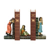 Pair Of Child Games Bookends Various Colors Bookend