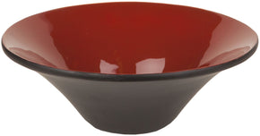 Athens Jar Modern Bowl Rust Black