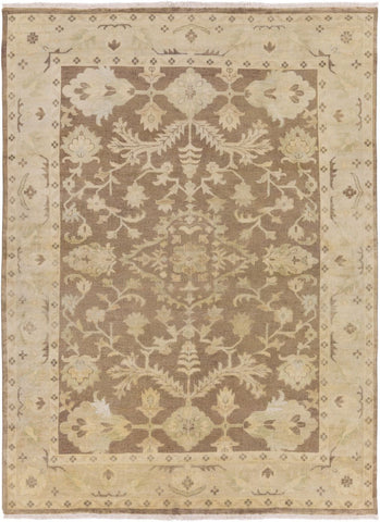 Hillcrest Classic Area Rug Neutral