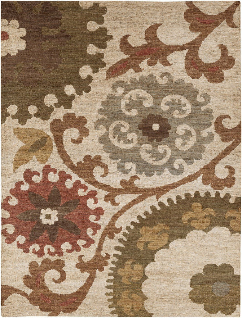 Browns, Contemporary, Greens, Rugs, Tan & Neutrals - Surya CBA106-23 Columbia Natural Fibers Area Rug Brown | 764262863772 | Only $97.80. Buy today at http://www.contemporaryfurniturewarehouse.com