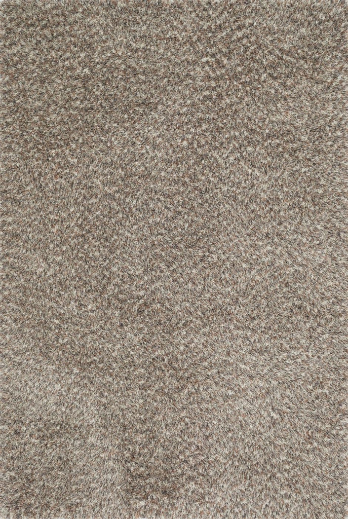 Loloi Callie Shag Light Brown / Multi Area Rug