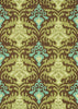 Loloi Francesca Brown / Green Area Rug