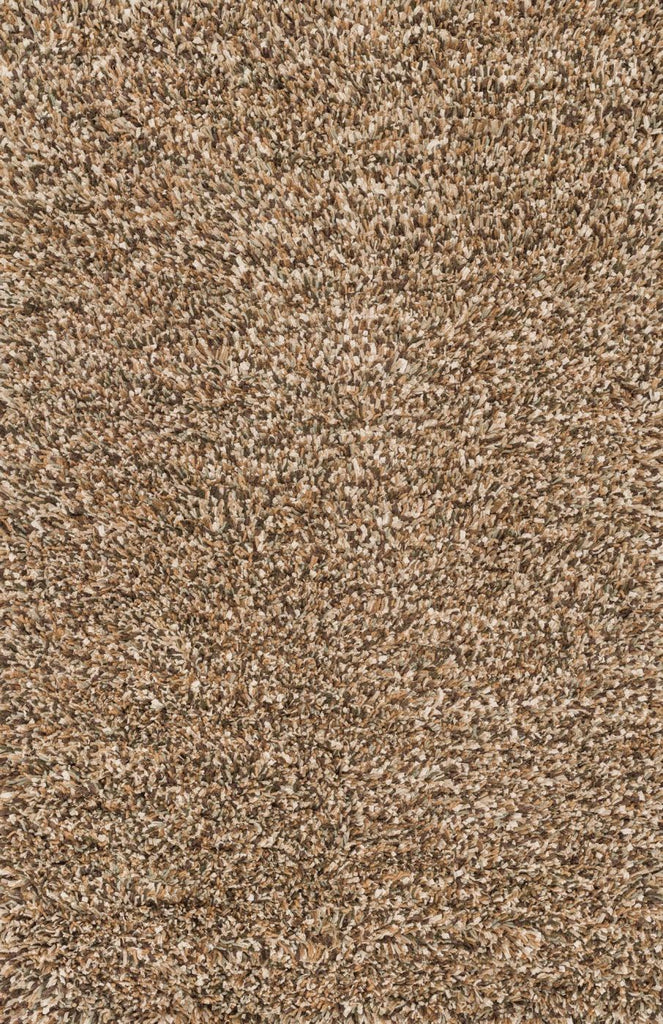 Loloi Cleo Shag Brown / Multi Area Rug