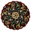 Loloi Azalea Dark Brown / Multi Area Rug
