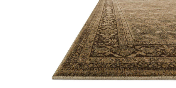 Loloi Stanley Lt. Gold / Brown Area Rug