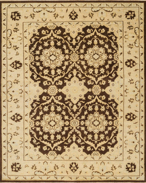 Loloi Vernon Brown / Lt. Gold Area Rug