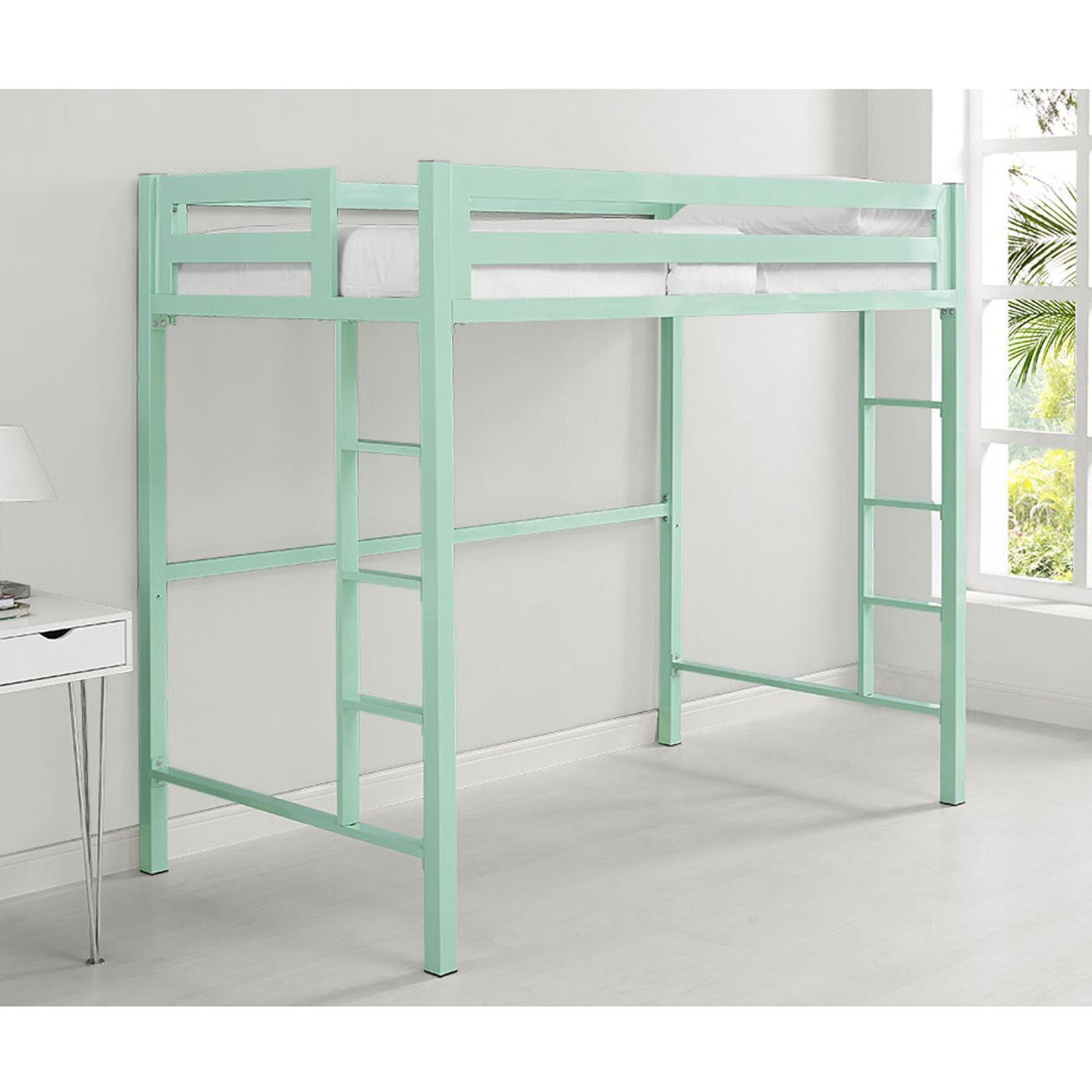 yu zoom loft loading furniture bunk twin and home smartstuff parchment myroom metal gray item bed