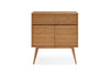 Laurel Sideboard Cabinet Carmalized