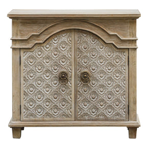 Allaire French Country Accent Cabinet