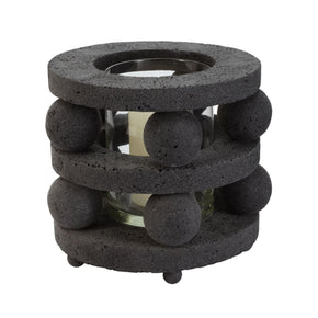 Lava Orbit Hurricane - Sm Candle Holder