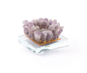 Candle Holders - Zuo Modern ZUO-A10940 Purple Votive Candle Holder | 842896119073 | Only $67.80. Buy today at http://www.contemporaryfurniturewarehouse.com