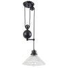 Ceiling Lamps - EdgeMod Technica Pulley Pendant | LS-C121 | 641061723295| $136.50. Buy it today at www.contemporaryfurniturewarehouse.com