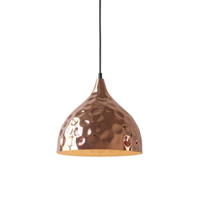 Metzler Pendant Lamp Copper Ceiling