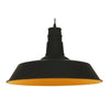 Ceiling Lamps - EdgeMod LS-C168-BLK Stafford Pendant Lamp in Matte Black | 641061723882 | Only $84.00. Buy today at http://www.contemporaryfurniturewarehouse.com