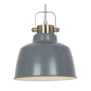 Mercer Pendant Lamp In Gray Ceiling