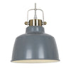 Mercer Pendant Lamp in Gray
