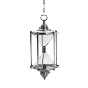 Ceiling Lamps - FurnCor FC-11759 Hanging Hourglass Light | Only $359.80. Buy today at http://www.contemporaryfurniturewarehouse.com