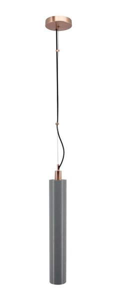 Carillon Pendant Small Misty Grey Ceiling Lamp