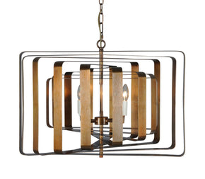 Kensington Pendant Lamp Iron Ceiling
