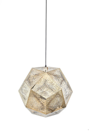 Elke Gold Pendant Light Ceiling Lamp