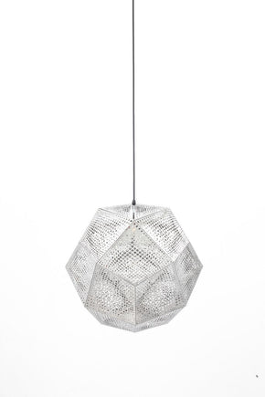 Lighting at contemporary furniture warehouse ceiling lamps sale elke silver pendant light aloadofball Gallery