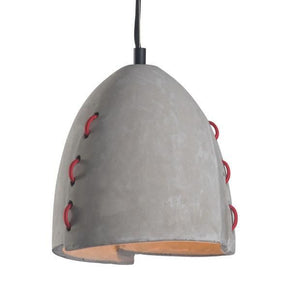 Confidence Ceiling Lamp Concrete Gray