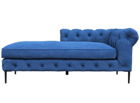 Canal Chaise Blue Lounge