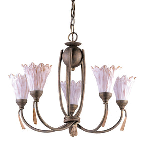 Villa D'eleganza Collection Olde World Finish Chandelier