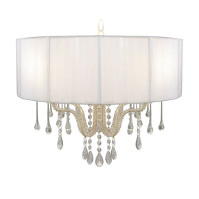 4 Lite Carlyle Chandelier