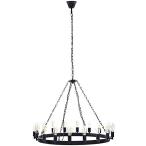 "Chandeliers - Modway EEI-2117-BRN Teleport 43"" Chandelier 