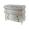 Durham Chest In Silver