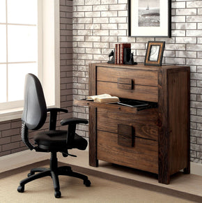 Birdwell Transitional 4-Drawer Chest In Natural