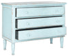 Talbet Storage Chest Distressed Blue
