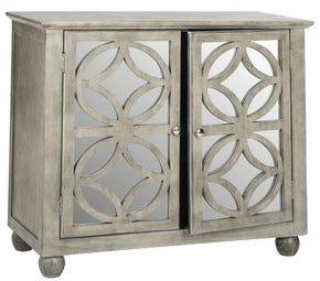Havana Chest Silver Leaf