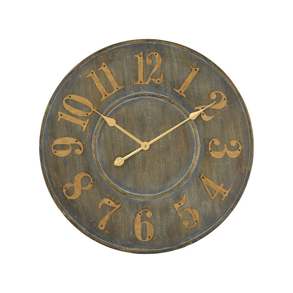Queensland Wall Clock Govern Grey