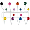 Coat Racks - EdgeMod EM-167-MULTI Sphere Coat Rack in MultiColor | 638455928558 | Only $42.00. Buy today at http://www.contemporaryfurniturewarehouse.com
