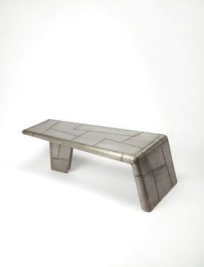 warehouse style furniture. Aviator Industrial Modern Rectangular Cocktail Table Gray Warehouse Style Furniture