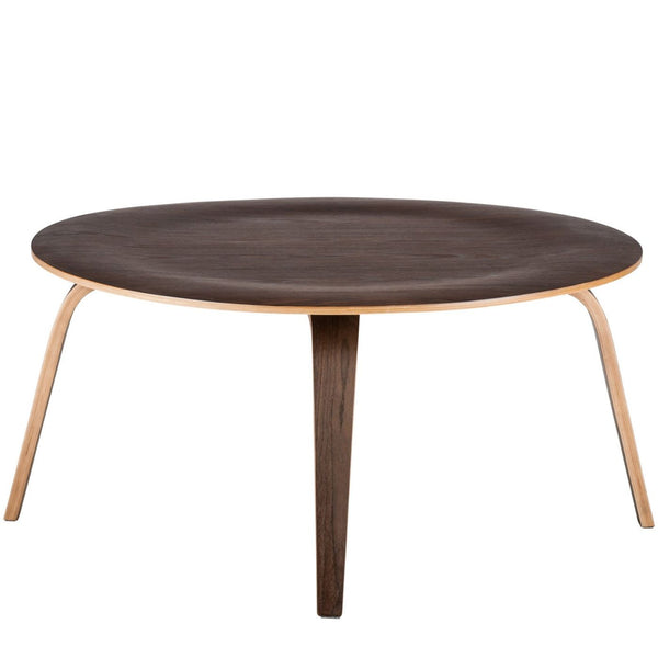 Isabella Coffee Table In Walnut