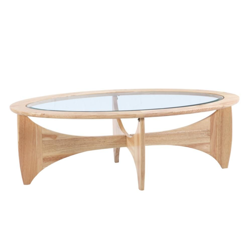 Opec coffee table natural