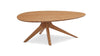 Rosemary Coffee Table Caramelized Bamboo