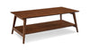 Antares Coffee Table Exotic Carmalized