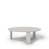 Madison 1.0- 35.78 Round Accent Coffee Table In Off White