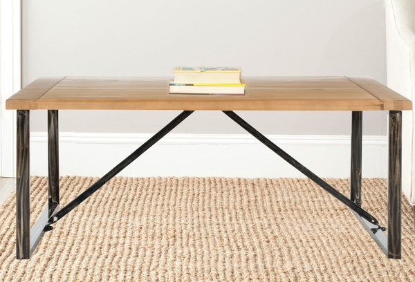 Chase Coffee Table Natural Reclaimed Look