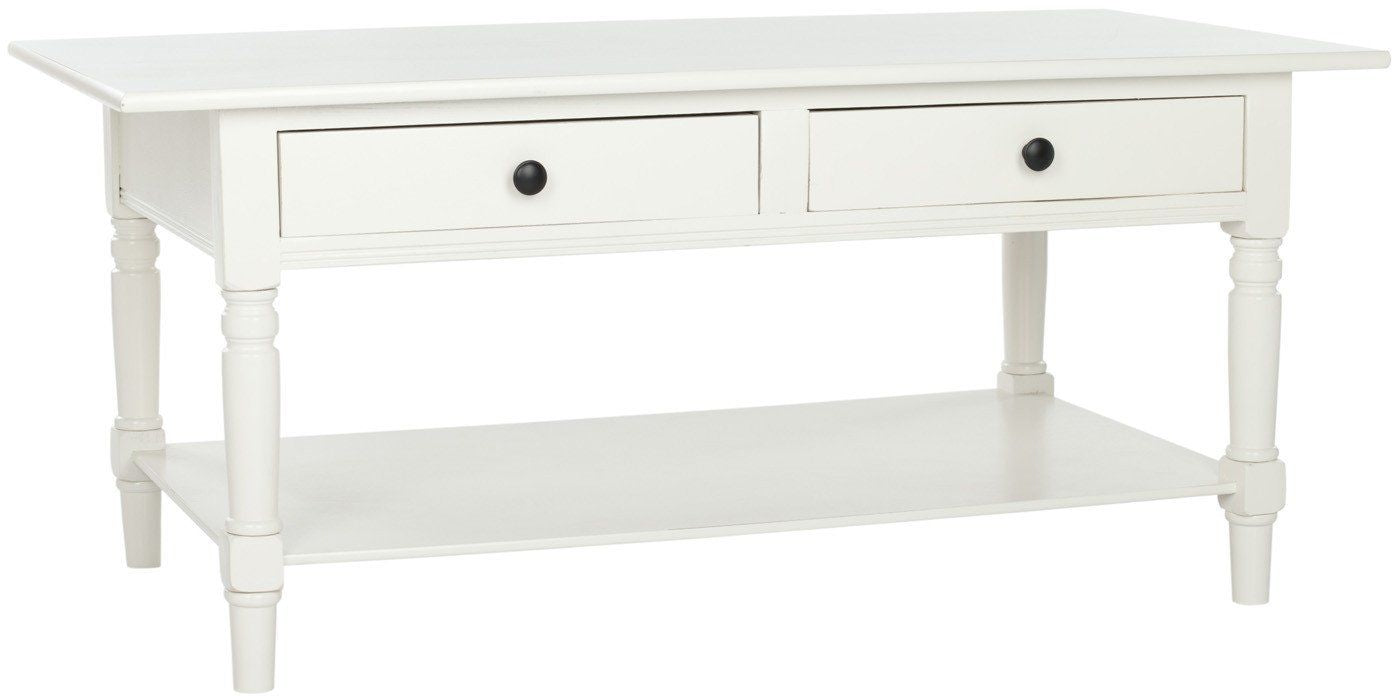 ... Coffee Table Distressed Cream. Touch To Zoom