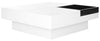 Wesley Coffee Table White & Black